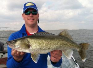 Devils Lake Fishing Report